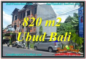 TANAH MURAH DIJUAL di UBUD 8 Are di Sentral / Ubud Center